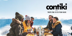Extra US$50 OFF at Contiki