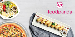 foodpanda P200 OFF or FREE Delivery