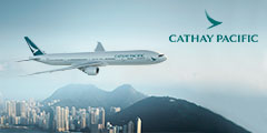 Cathay Pacific Seat Sale