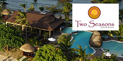 Two Seasons Hotel and Resorts Up to 30% OFF