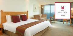 The Heritage Hotel 15% OFF on Rooms and Dining