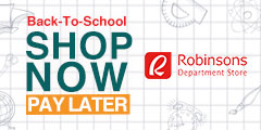 Shop Now Pay Later at RDS