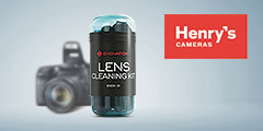 Free Lens Cleaning Kit