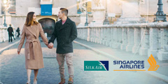 Singapore Airlines's Capture Priceless Moments